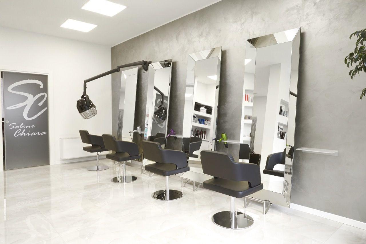 Il salone salone chiara stella parrucchiera padova for Buizza arredamenti